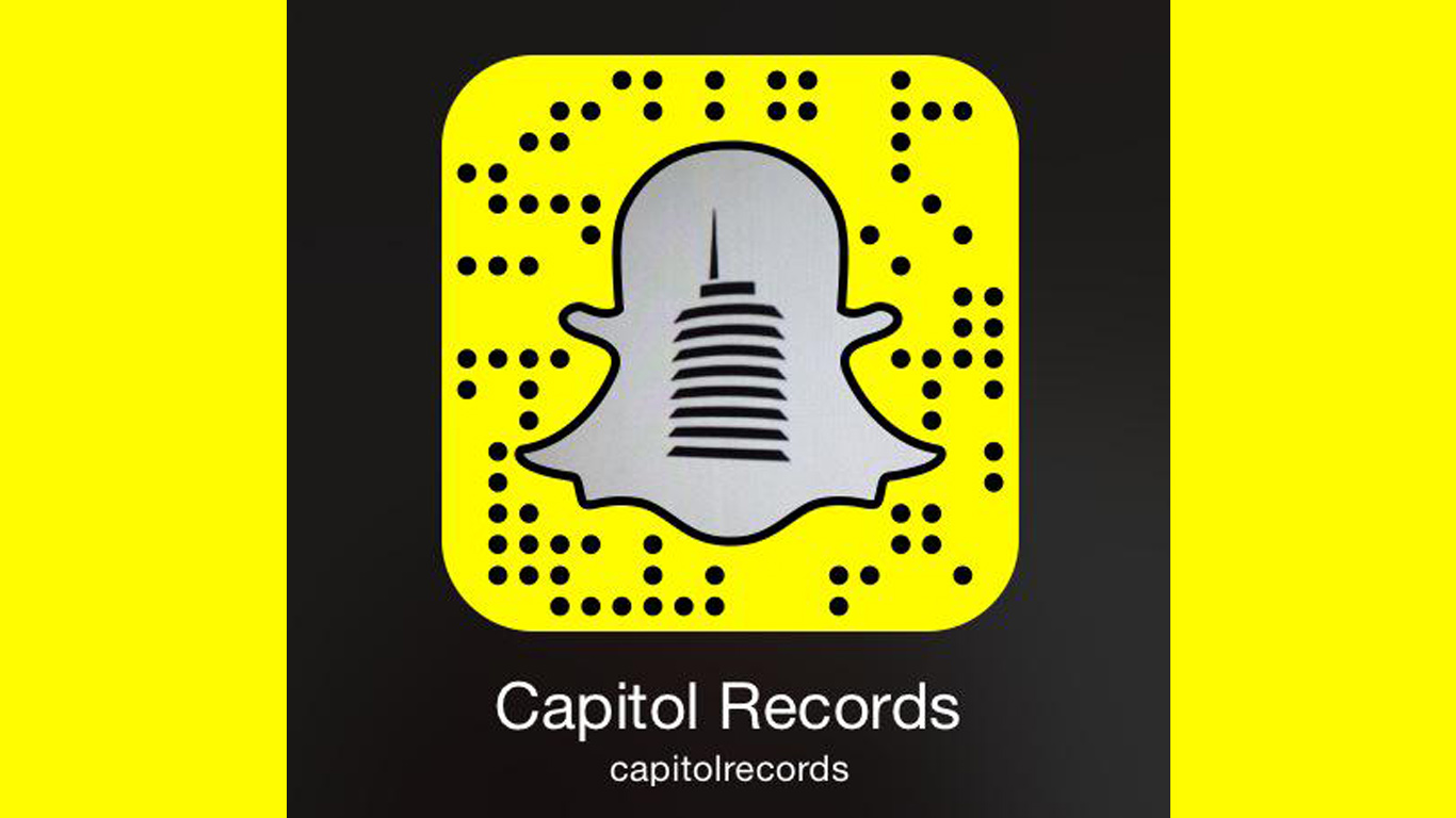 capitol on snapchat