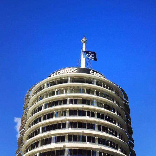 Frank Sinatra Centennial Flag
