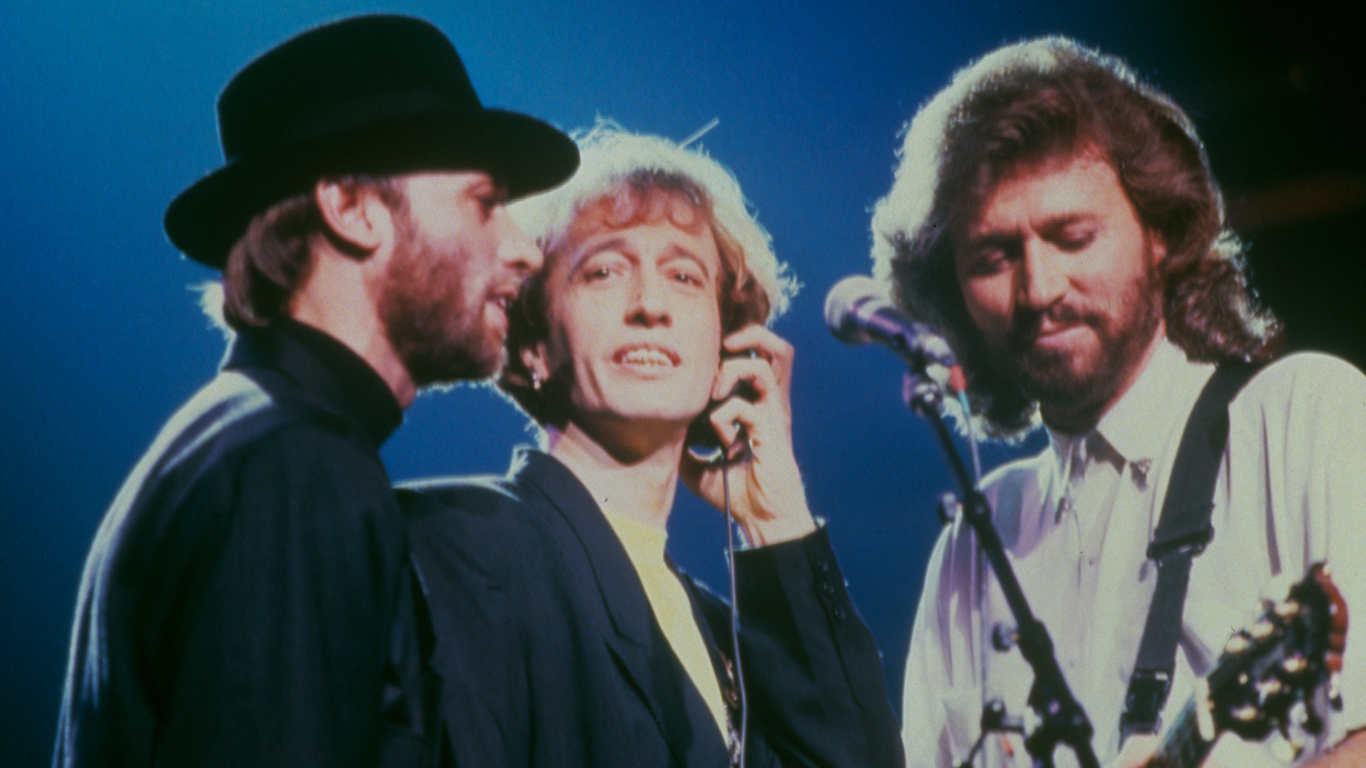 Bee Gees Website